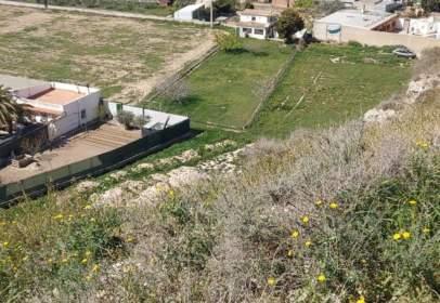 Land in calle Carmen El Soto