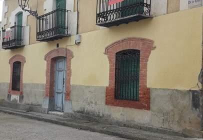 Casa a calle de la Cruz, nº 1