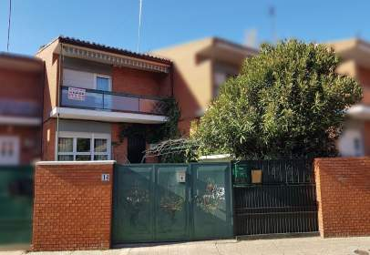 Terraced house in calle de Velázquez