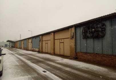 Nave industrial en calle Treinta de Enero de 1964, Burgos