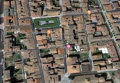 Edifici a calle de Santa María Encimera, nº 20