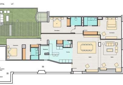 Apartament a calle de Santa Cruz de Marcenado