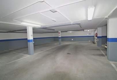 Garaje en calle La Fresneda