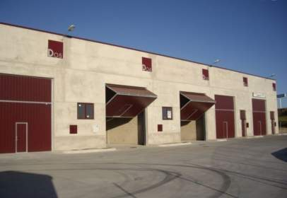 Industrial building in Avenida Pedernales- Monte de La Abadesa