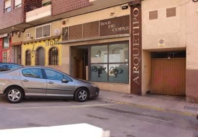 Commercial space in Carrer de Padre Meliá, 21
