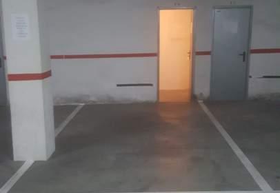Garage in Avenida de la Constitución, nº 9