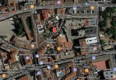 Terreny a calle San Antón