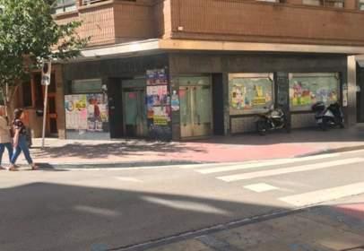 Local comercial a calle San Cosme