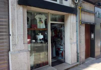 Local comercial en calle Urzaiz, nº 54