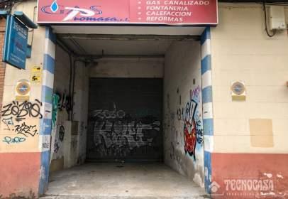 Nave comercial en Torrero-La Paz-Parque Venecia