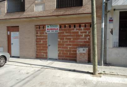 Commercial space in calle Puente