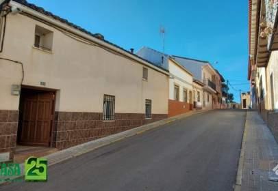 Casa pareada en calle de la Mortara
