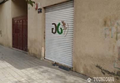 Local comercial a calle de Antonio Noguera