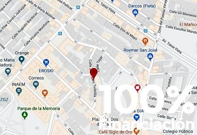 Pis a calle Tejar