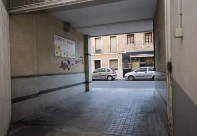 Garage in Carrús Est-Camí dels Magros