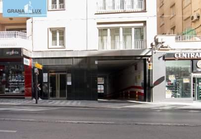 Garaje en calle Recogidas