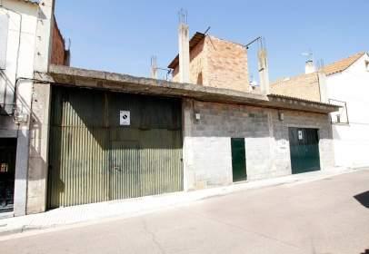 Nau industrial a Los Milagros-La Corchera