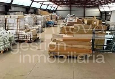 Nave industrial en Segovia