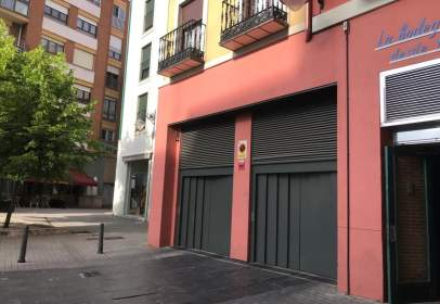 Garaje en calle Platerias