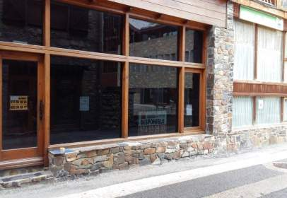 Local comercial a Benasque