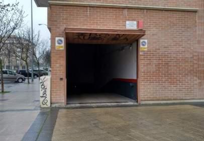 Garatge a calle Bernardino Tirapu