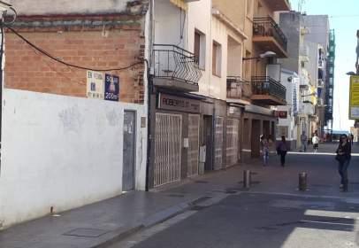 Terreno en calle Sant Pere, nº 26