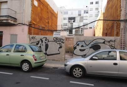 Terreny a calle Rotova