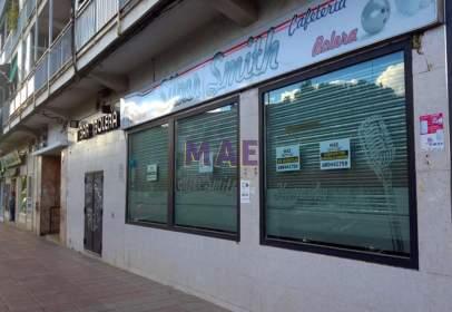 Local comercial en calle de Circunvalación