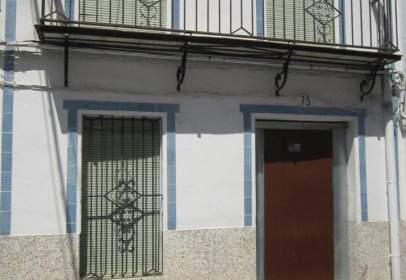 Chalet in calle Tejar, nº 75
