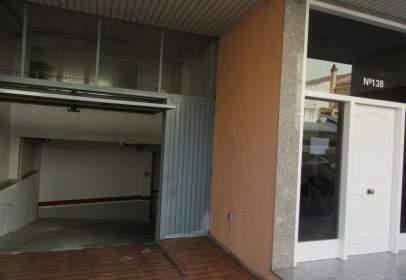 Garatge a calle Vella, nº 138