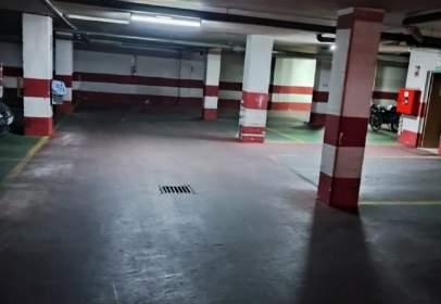 Garatge a Avenida de Perú