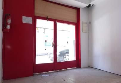 Local comercial a calle Torrent de Les Flors, nº 94