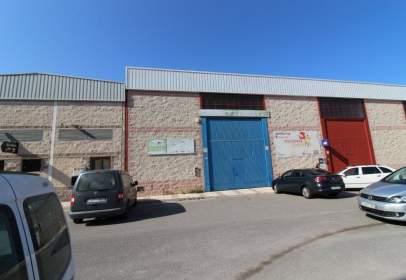 Nau industrial a Las Salinas
