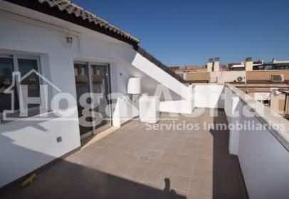 Penthouse in calle Blasco Ibañez