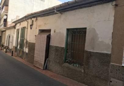 Casa en calle de las Parras, nº 13