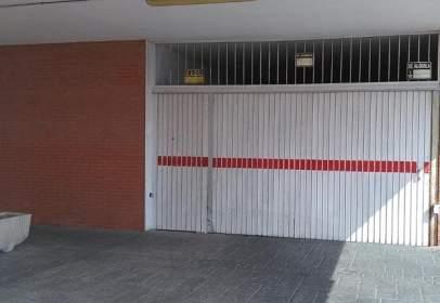 Garaje en calle Manuel Mendizábal Villalba