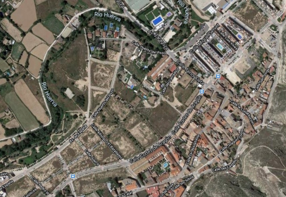 Terreno en calle de San Jorge