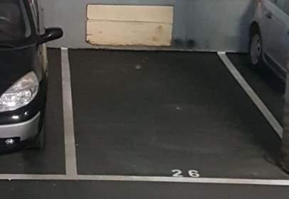 Garaje en calle Carrer Pintor Mir