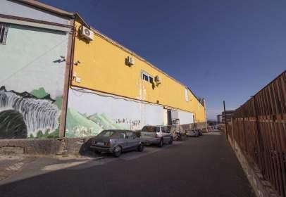 Nau industrial a calle Garafía