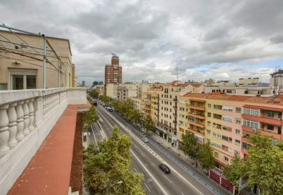 Penthouse in calle Francisco Silvela
