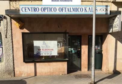 Local comercial a calle Río Jarama