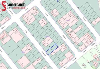 Terreno en calle Propano, nº 37