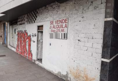 Commercial space in calle Coruña