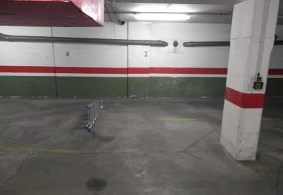 Garatge a San Juan