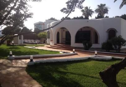 Casa unifamiliar a Santa Eulalia