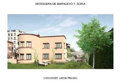 Casa aparellada a Mosquera de Barnuevo 1