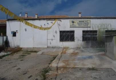Nau industrial a Casco Urbano
