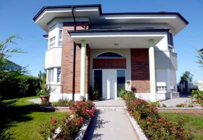 Casa unifamiliar en Urbanizacion los Balagares