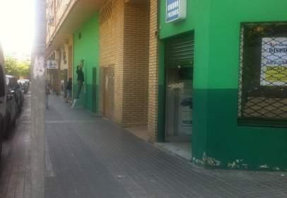 Local comercial a calle Monasterio de San Martín de Cillas, nº 17