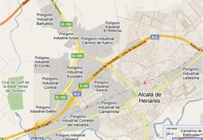 Nau industrial a Polígono Industrial en Alcalá de Henares
